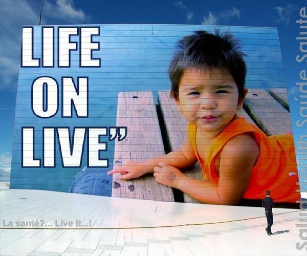 life on live