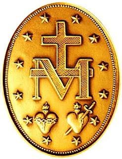Reverso Medalla Milagrosa