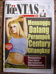Tabloid ToeNTAS News Minggu Ini