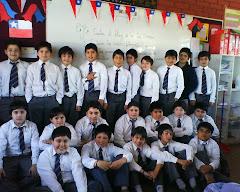 Mis adorados alumnos