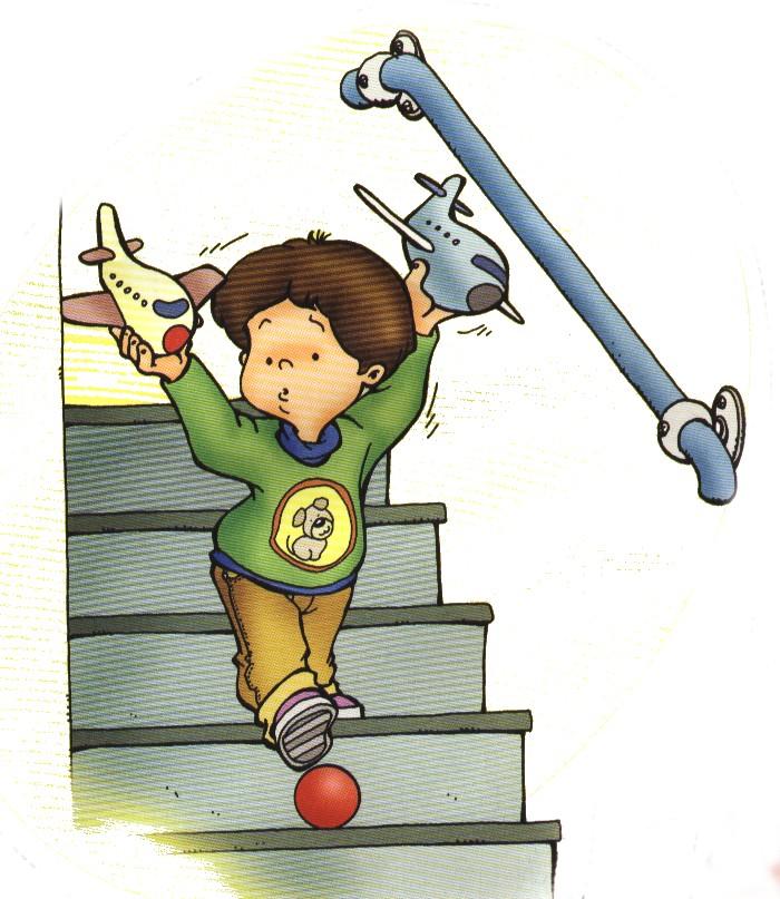 infantiles prevención de accidentes | Colorear dibujos infantiles