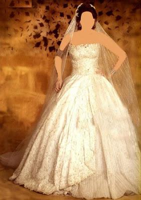 8d2f2532db202 اجمل فساتين واكسسوارات الزفاف