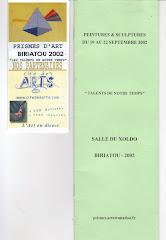 2002 - Exposition à Biriatou