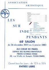 2002 - Les Surindépendants à Paris
