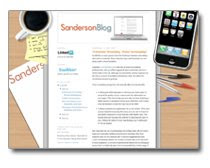 Sanderson Recruitment Blog