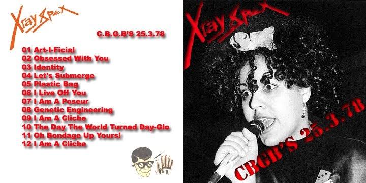 Various - Live At CBGB's