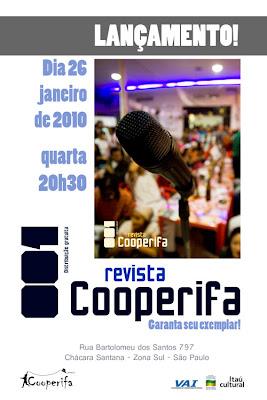 LANÇAMENTO DA REVISTA COOPERIFA
