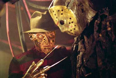 freddy contra jason - Freddy contra Jason/ Freddy vs. Jason -  Ronny You (2003) Freddy+Vs.+Jason+DVD+Movie+Review