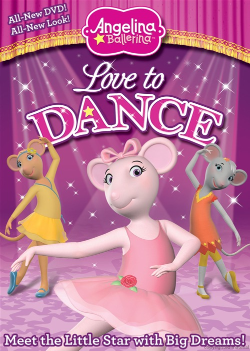 Angelina Ballerina - YouTube