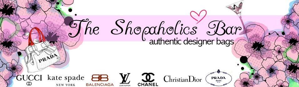 * * * ~ The Shopaholics Bar ~ * * *
