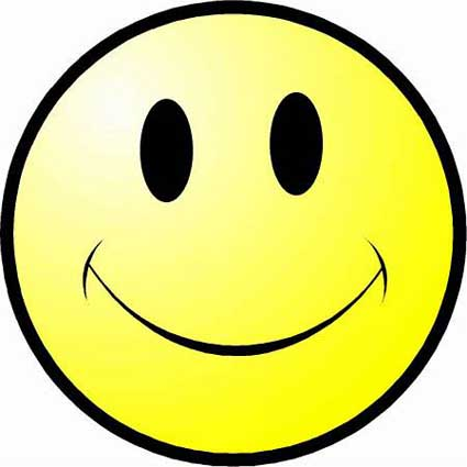 smiley sun face. animated smiley face cartoon.