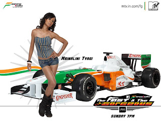 MTV The Fast & The Gorgeous