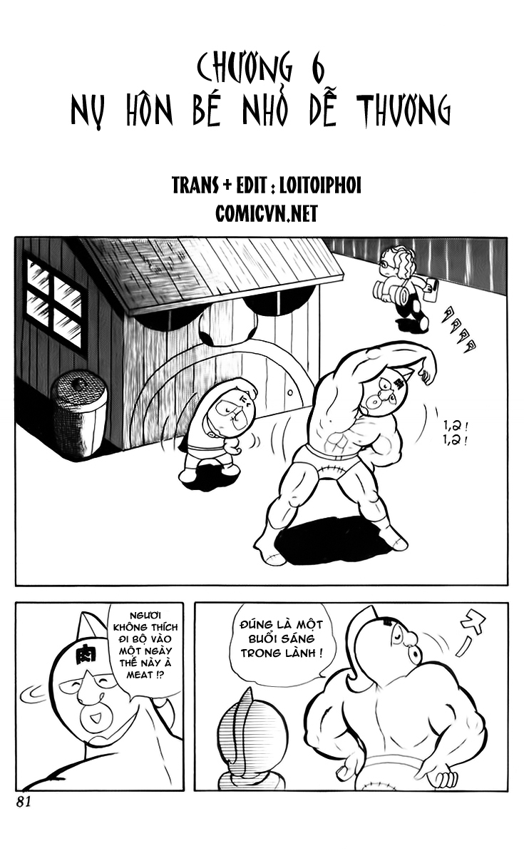 Kinniku Man Chap 6 - Next Chap 7