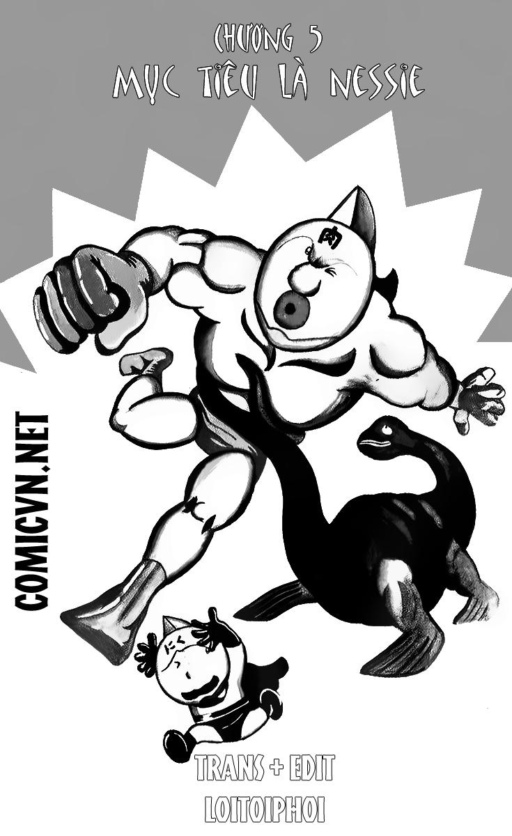 Kinniku Man Chap 5 - Next Chap 6