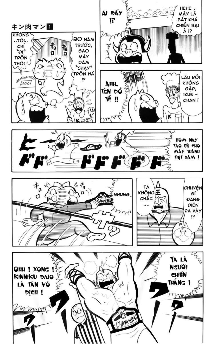 Kinniku Man Chap 4 - Next Chap 5