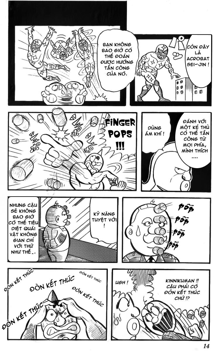 Kinniku Man Chap 1 - Next Chap 2