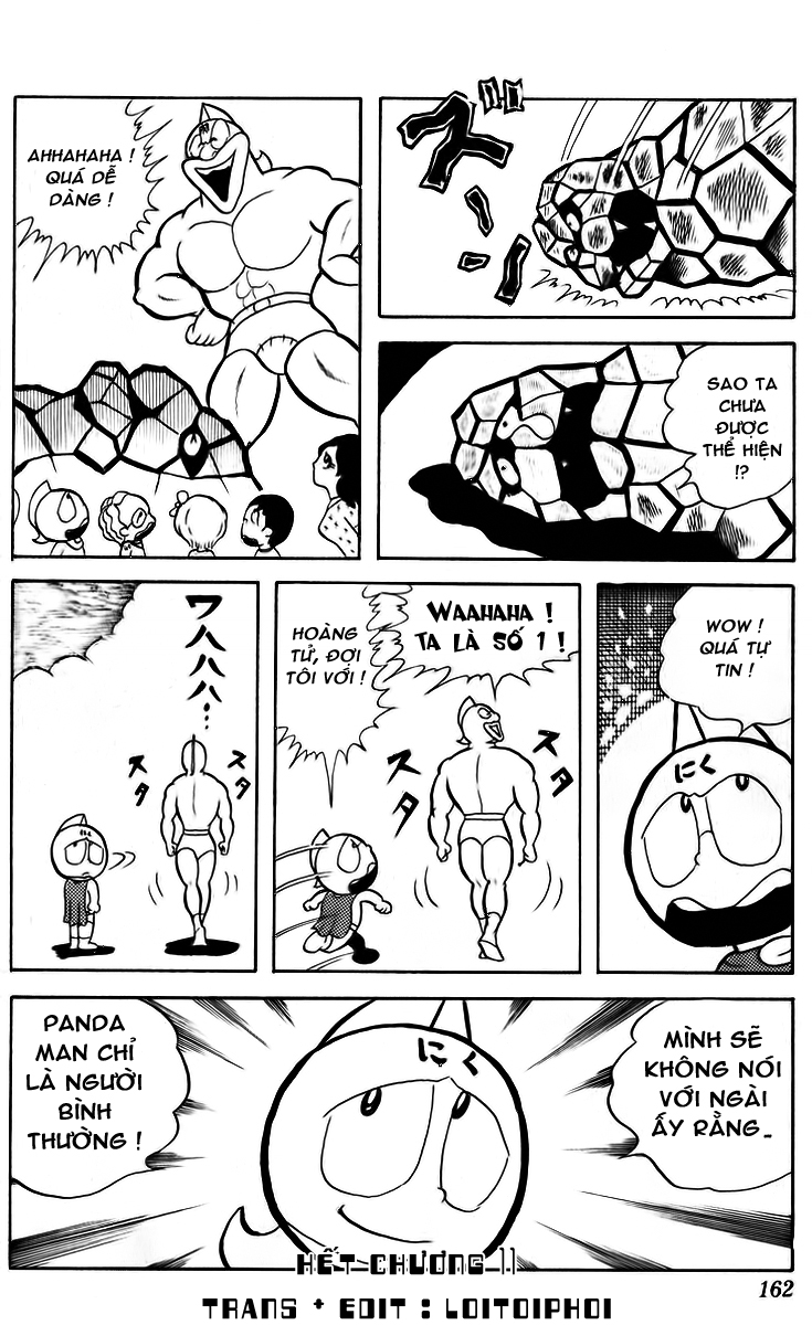 Kinniku Man Chap 11 - Next Chap 12