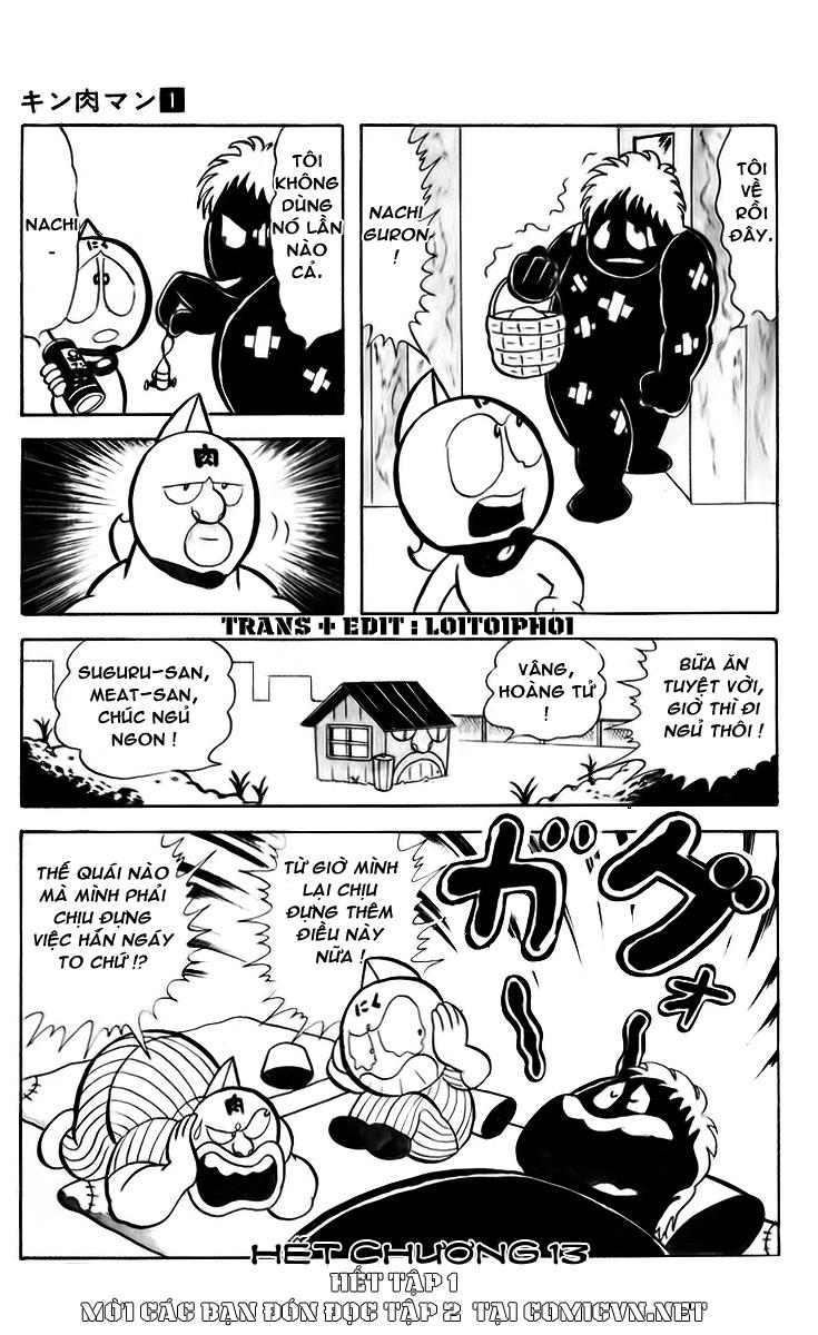 Kinniku Man Chap 13 - Next Chap 14