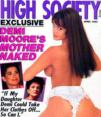 demi moore high society