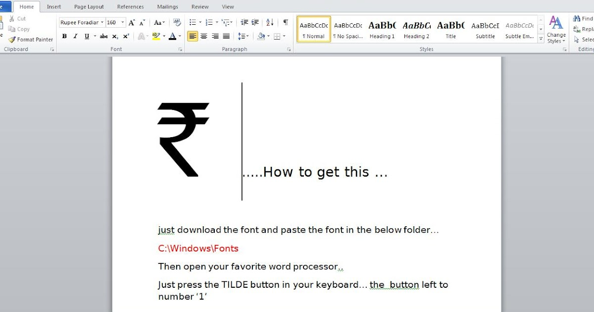 Rupee Symbol Shortcut Key From Keyboard Choice Image Meaning Of