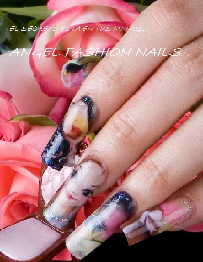 ANGEL FASHION NAILS