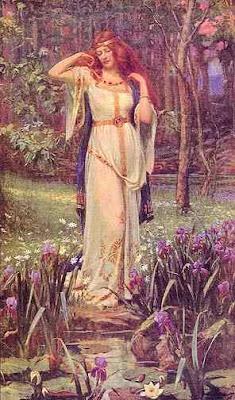 verusveraverum mitología nórdica ii freya