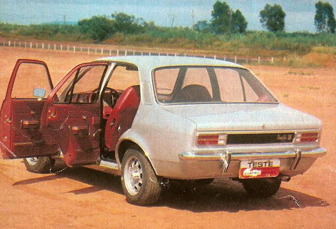 Chevette dicas e venenos modelos raros parte iii for Chevette 4 portas