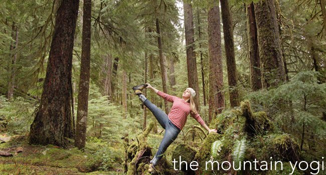 The Mountain Yogi: A Yoga Blog