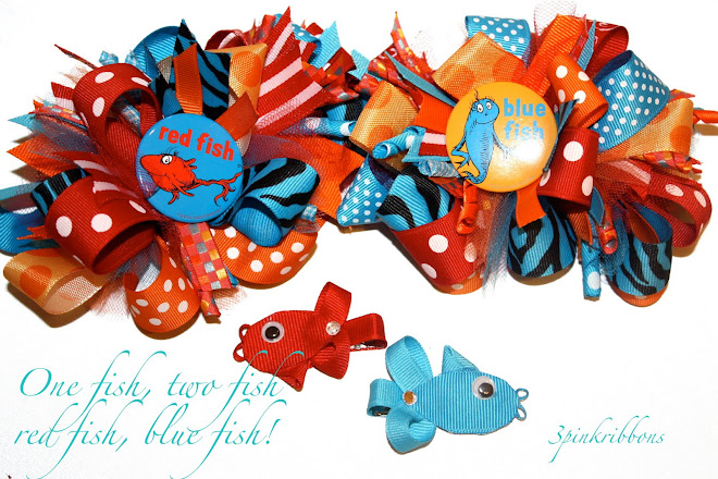 Dr. Seuss - Red Fish, Blue Fish