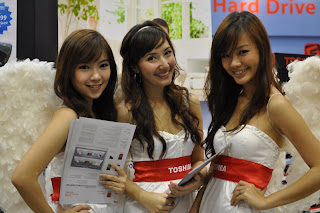 Toshiba angels