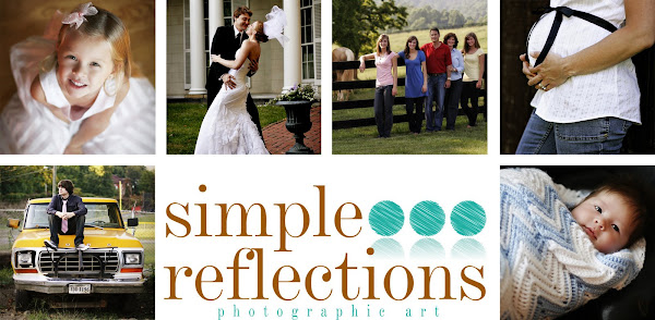 Simple Reflections Photographic Art