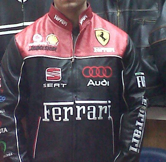 ... Ropa de Marca y Gorras en Monterrey: Chamarras de Piel Ferrari | BMW