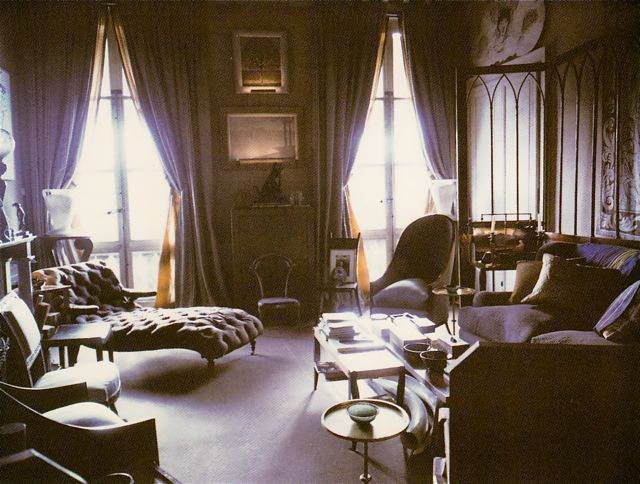 Mondoblogo Living Rooms Of The Rich And Famous Paris