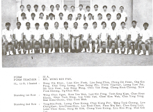 Sam Tet Old Boys Class Of 1976 Form 3A