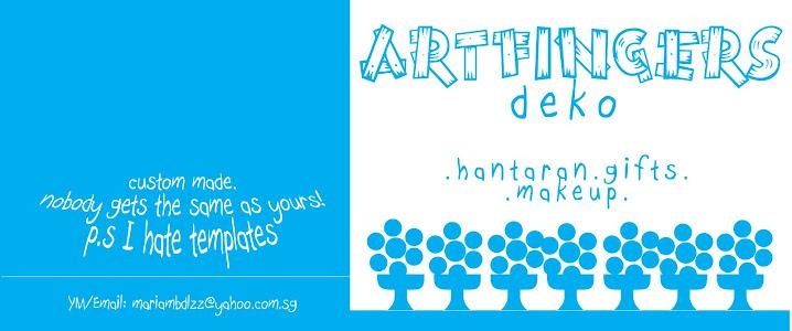 Artfingers||Deko