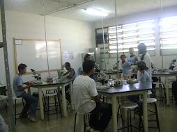 laboratório de citologia