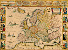 ¿Te gustan los mapas antiguos?