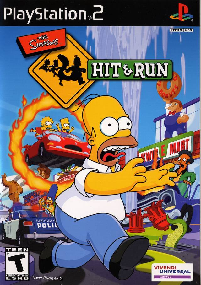 Los Simpsons hit and run ps2 [Consejos, trucos y mas]