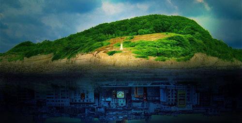 Photo Manipulate a Stunning Underworld Scene Photoshop tutorial