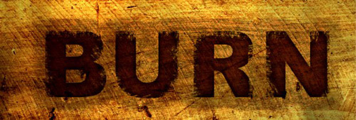 Burnt Wood Text Effect  Photoshop Photo Effect Photoshop tutorial