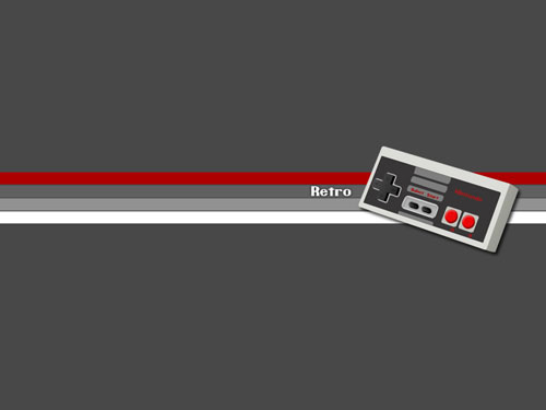 Retro NES wallpaper