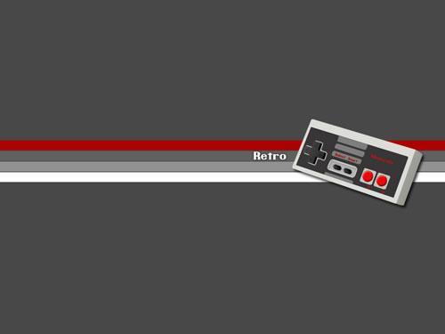Retro NES wallpaper