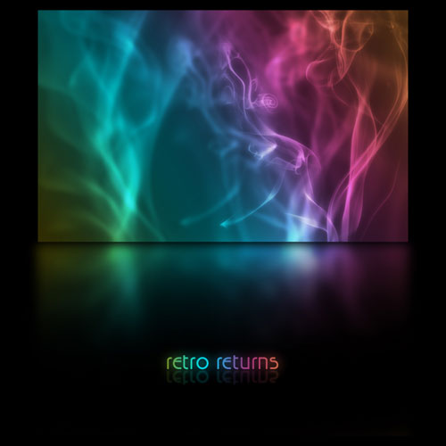 Retro Returns wallpaper