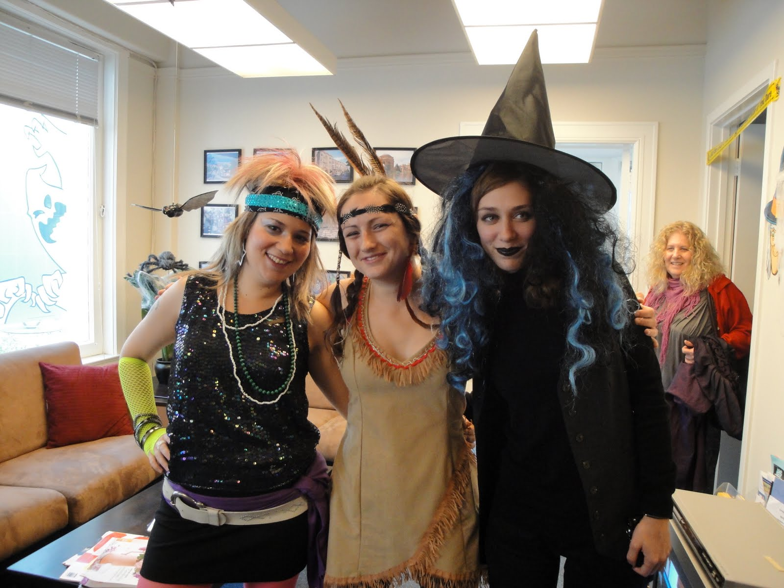GEOS Halloween Party | GEOS Languages Plus - San Francisco