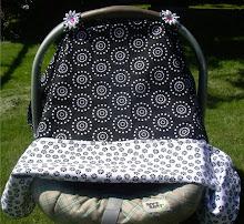 Car Seat Canopies- $27.00