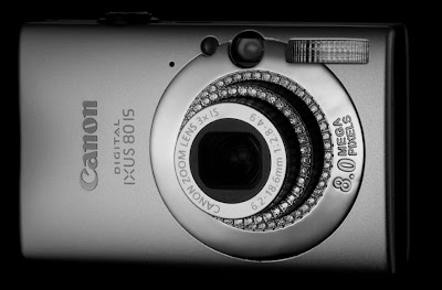 Amosu Diamond Canon Digital Camera