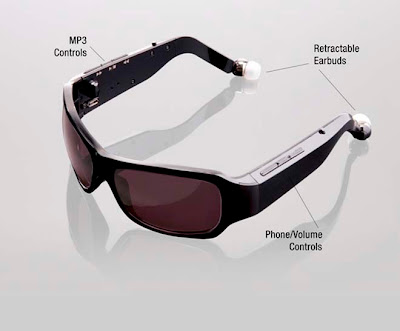 TriSpecs Bluetooth Stereo Fashion Eyewear
