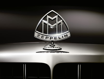Mayback Zeppelin Edition a Luxury Saloon Model