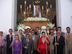 INAUGURACIÓN DEL SALÓN DE LA RESURRECCIÓN.