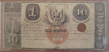Billete Dominicano 1848